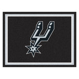 San Antonio Spurs | Rug | 8x10 | NBA