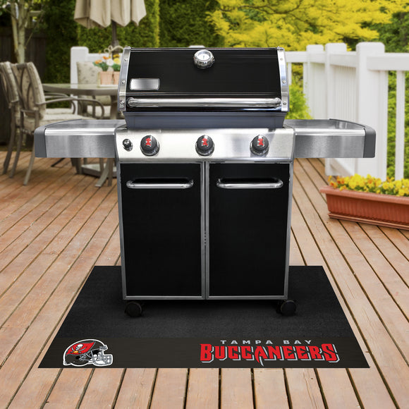 Tampa Bay Buccaneers | Grill Mat | NFL