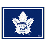 Toronto Maple Leafs | Rug | 8x10 | NHL