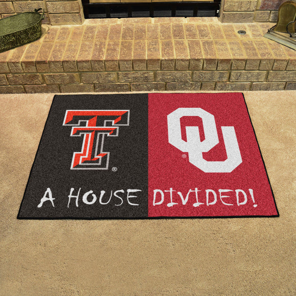 Red Raiders | Sooners | House Divided | Mat | NCAA