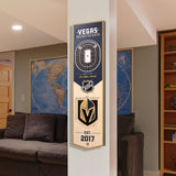 Vegas Golden Knights | Stadium Banner | Las Vegas Nevada | Wood