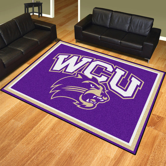 WCU Catamounts | Rug | 8x10 | NCAA