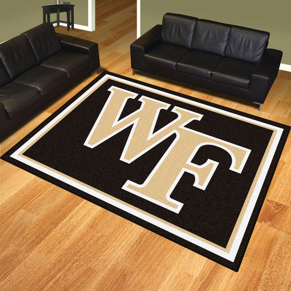 Wake Forest Demon Deacons | Rug | 8x10 | NCAA