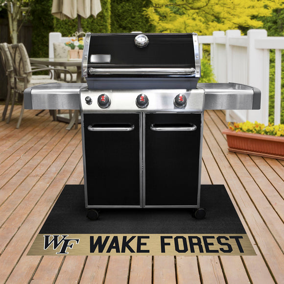 Wake Forest Demon Deacons | Grill Mat | NCAA