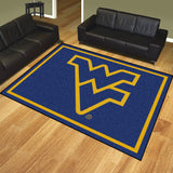 West Virginia Mountaineers | Rug | 8x10 | NCAA