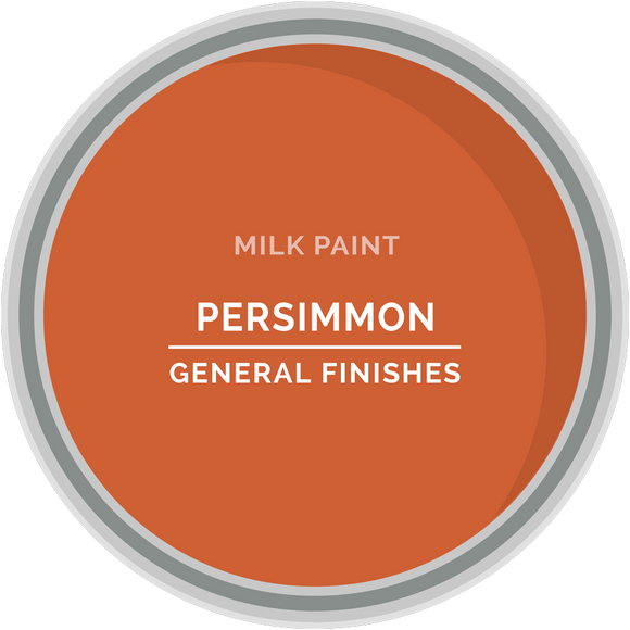GENERAL FINISHES MILK PERSIMMON PT