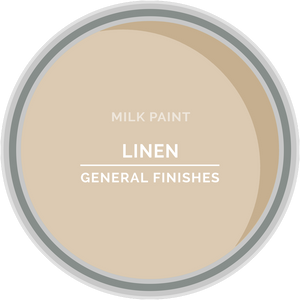 GENERAL FINISHES MILK PAINT LINEN PT