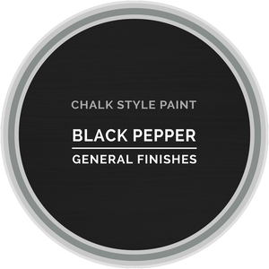 GENERAL FINISHES CHALK STYLE BLACK PEPPER PT