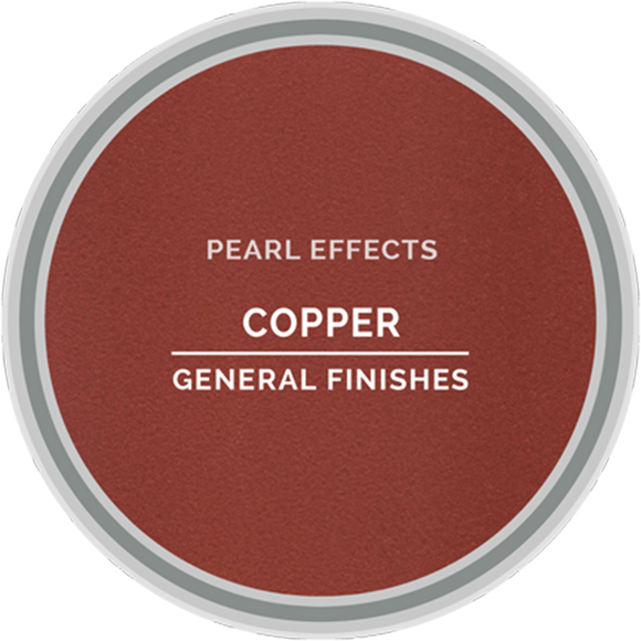 GENERAL FINISHES PT Pearl Effects (Copper Pearl)