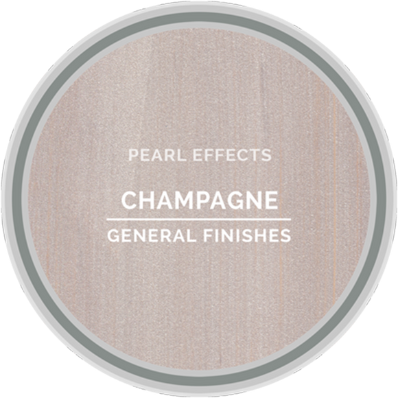 GENERAL FINISHES PT Pearl Effects (Champagne Pearl)
