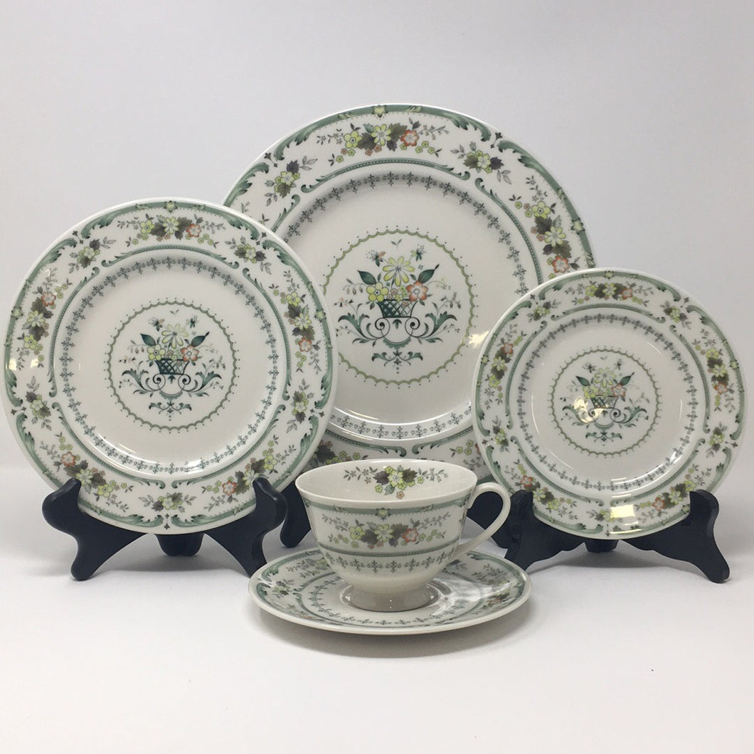Royal Doulton Provencal China Set