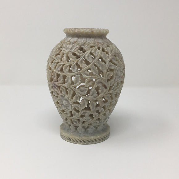 Chinese Hand Carved Soap Stone 6