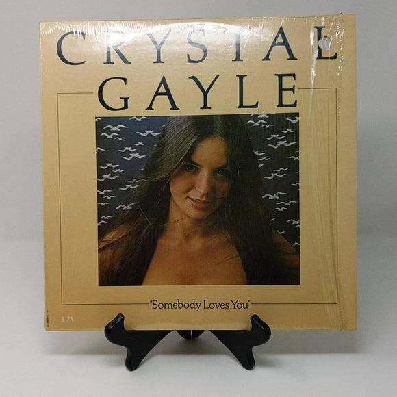 Crystal Gayle 'Somebody Loves You'