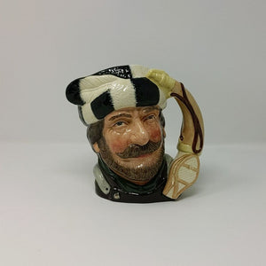 Royal Doulton Toby Mug 'Trapper'