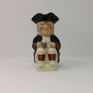 "Toby Jug- 7"" Seated"