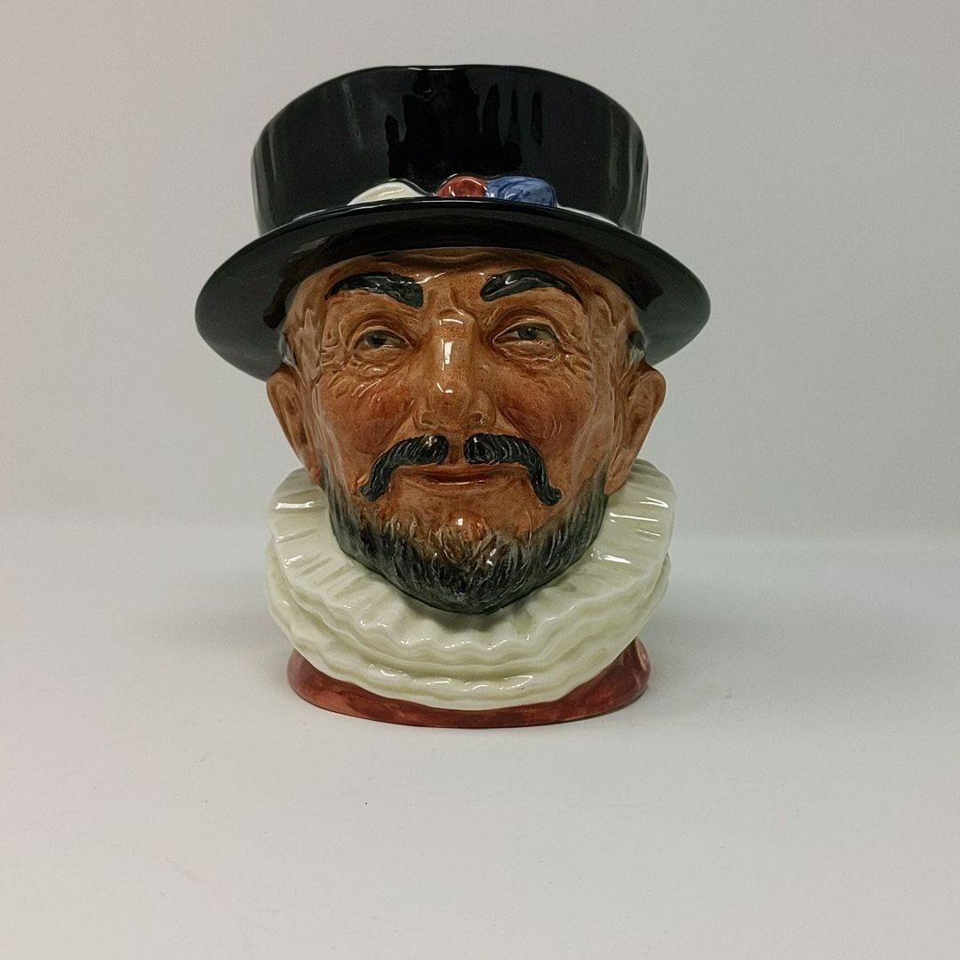 Toby Mug- Beefeater