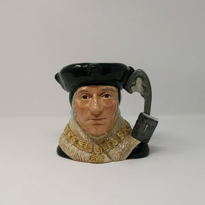 Royal Doulton Toby Mug 'Sir Thomas More'