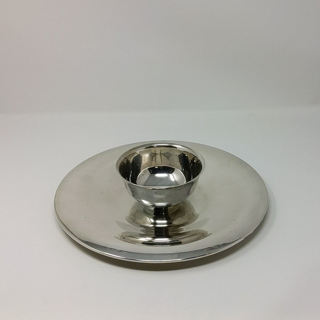 Oneida Stainless Steel Chip & Dip Tray