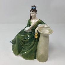 Load image into Gallery viewer, Vintage Royal Doulton Secret Thoughts Taper Holder Figurine