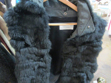 Load image into Gallery viewer, Andrew Marc New Zealand Fur Jacket