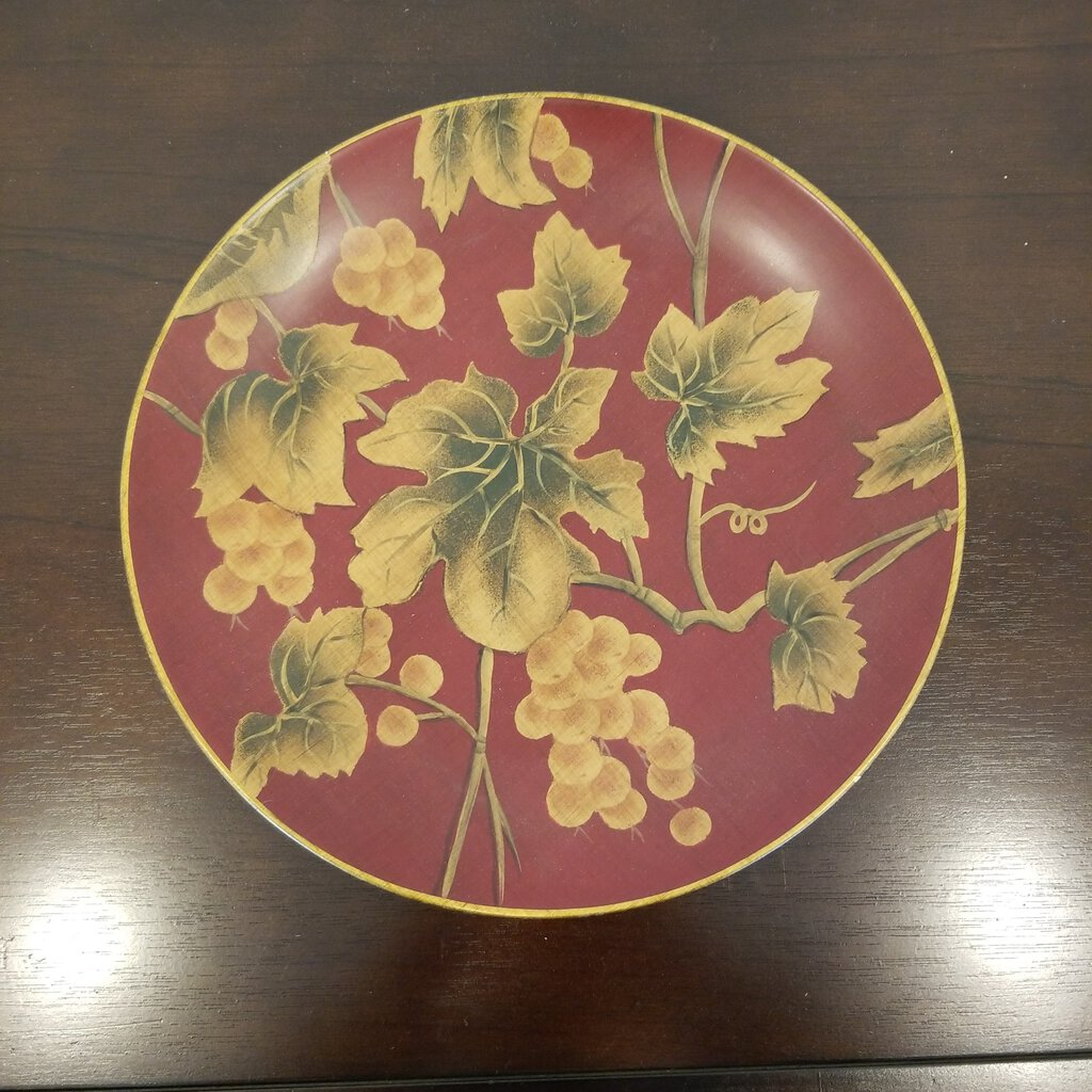 Raymond Waites Decorative Plate