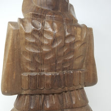 Load image into Gallery viewer, Carved Mid Century Folk Art Pilgrim Man