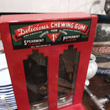 Vintage Jolly Good Gum Vending Machine