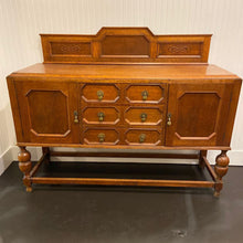 Load image into Gallery viewer, Antique Oak Sideboard