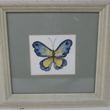 Load image into Gallery viewer, Matted Butterfly Picture
