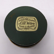 Load image into Gallery viewer, Round Hand Painted Litz Worz Trinket Box