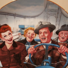 "Load image into Gallery viewer, Hamilton Collection- ""I Love Lucy""- California, Here We Come"