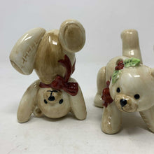 Load image into Gallery viewer, Fitz & Floyd Teddy's Christmas Tumblers (Set 3)