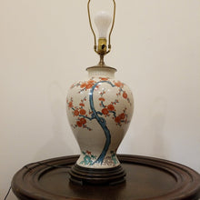 Load image into Gallery viewer, Asian Inspired Ginger Jar Style Lamps- Pair