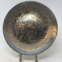 Load image into Gallery viewer, Reed & Barton 1974 Silver Plate Nativity Scene