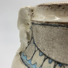 Load image into Gallery viewer, Abstract Landscape Pottery Vase