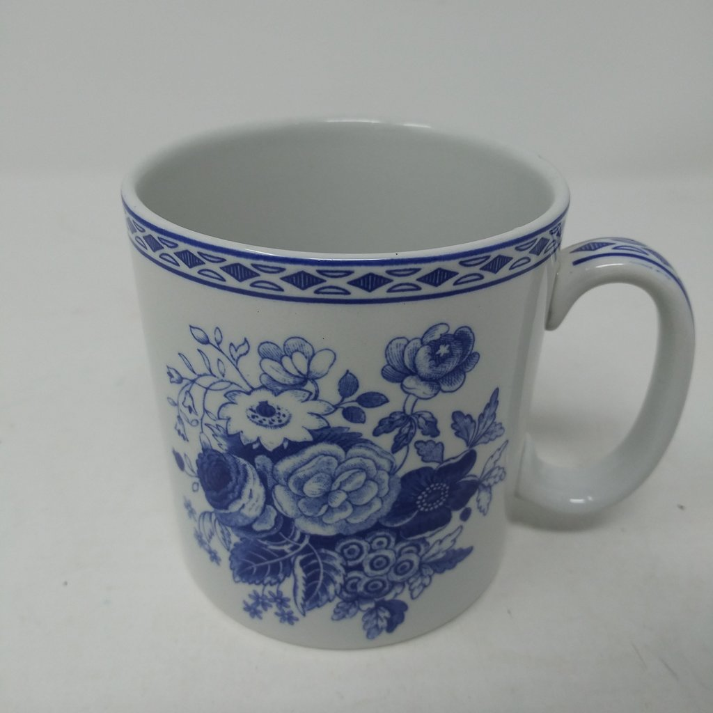 The Spode Blue Room Collecxtion Blue Rose