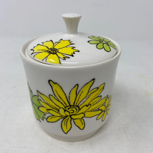 Vintage Gaily SR Japan Sugar Bowl
