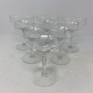 Champagne Glasses- Set of 6