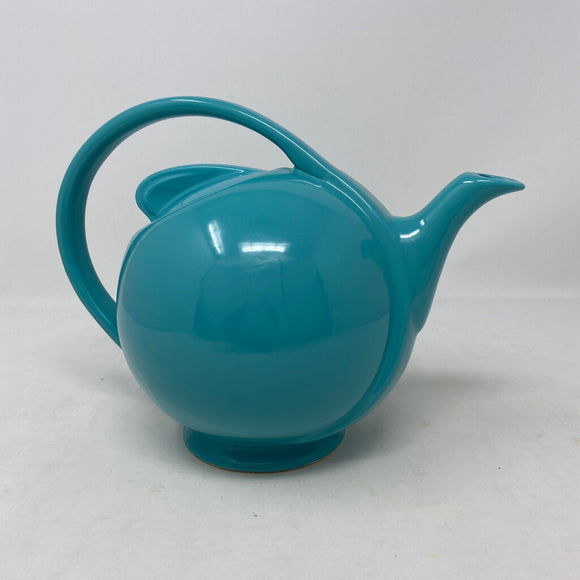 Turquoise Hall China Airflow Teapot