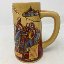 Load image into Gallery viewer, Miller Birth of a Nation 1992 Mug Stein