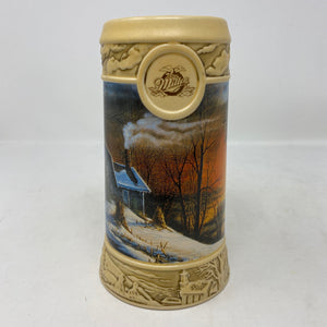 Miller Genuine Draft The Sharing Season 1996 Mug Stein