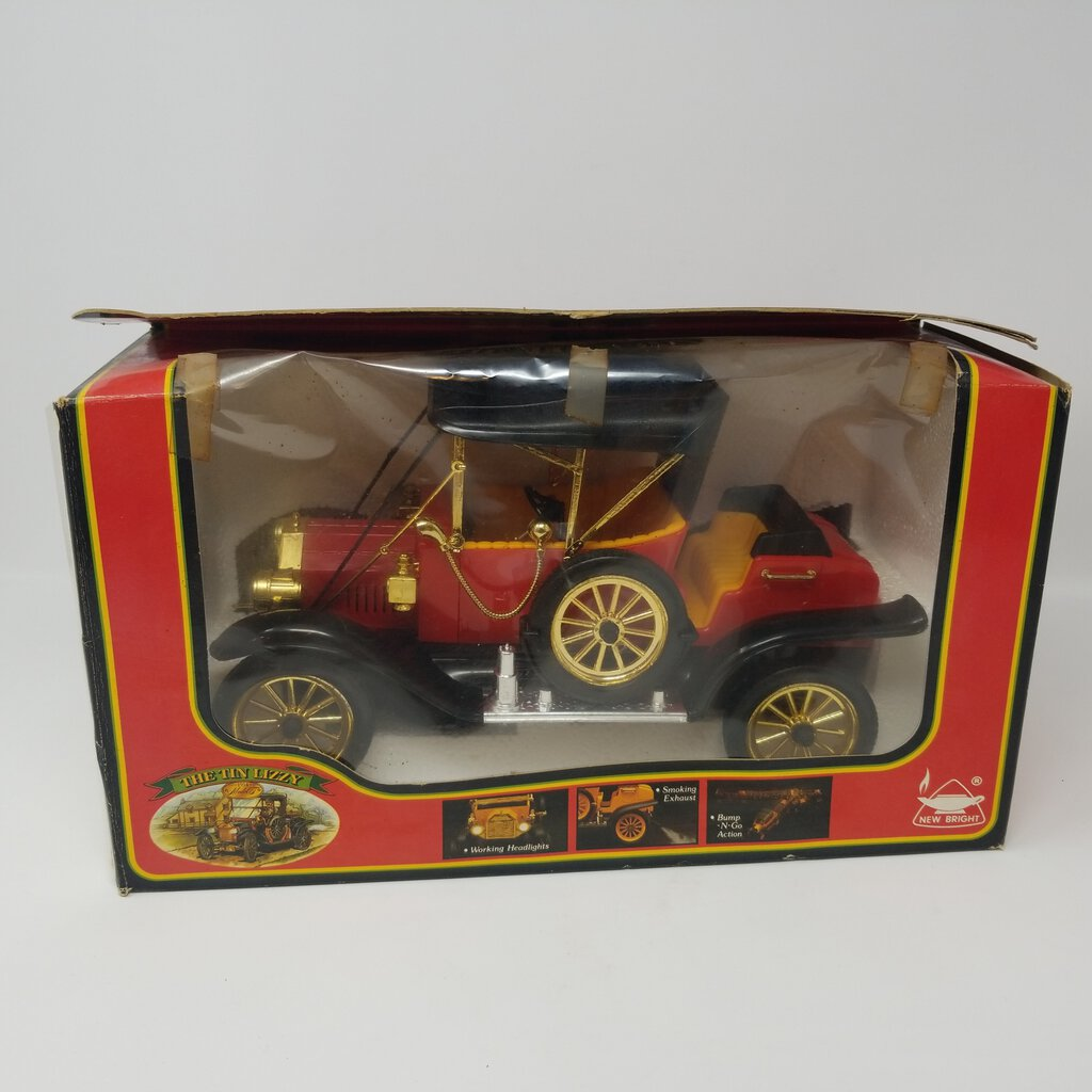 The Tin Lizzy No. 438 Toy Car by New Bright