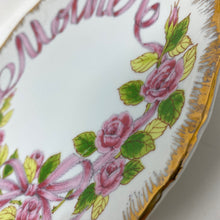 Load image into Gallery viewer, Enesco Vintage Japan 'Mother' Plate w Roses