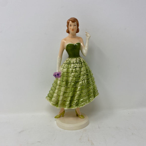Goebel General Federation of Women's Clubs Figurine 1986