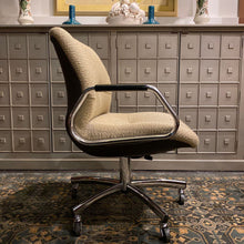 Load image into Gallery viewer, Vintage Steelcase Adjustable Swivel Arm Chair Office Chair