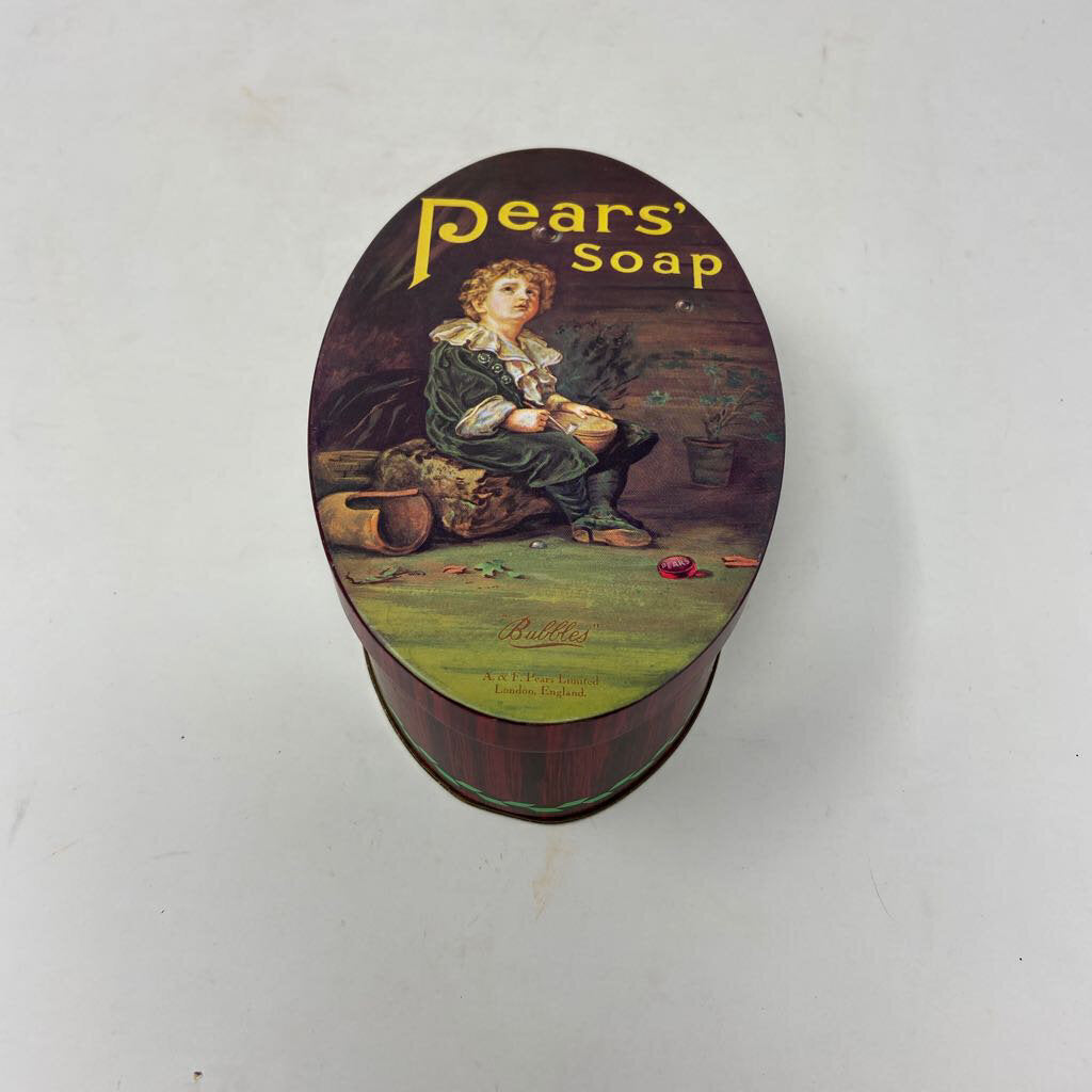 Pears' Soap Tin