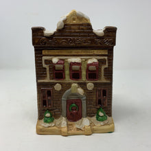 Load image into Gallery viewer, Commercial National Bank Christmas Village