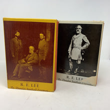 Load image into Gallery viewer, R. E. Lee by Douglas Freeman- 2 Boxes- 4 Books