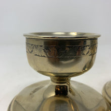 Load image into Gallery viewer, New Amsterdam Silver Co. Candlestick Holders- (Pr.)