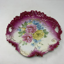Load image into Gallery viewer, PT Germany Porcelain Cake Plate w Handles
